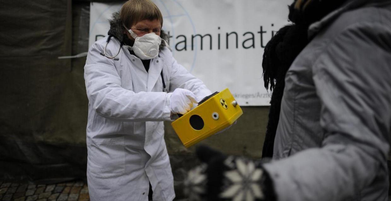 Mysterious radioactive cloud moves towards UK…