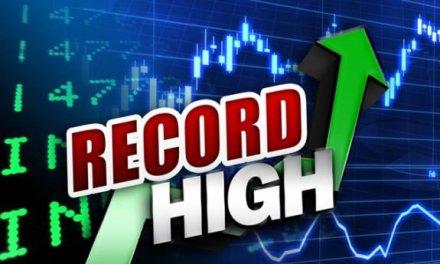 DOW JONES Breaks All-Time Record – Breaking Reagan's 1987 Streak
