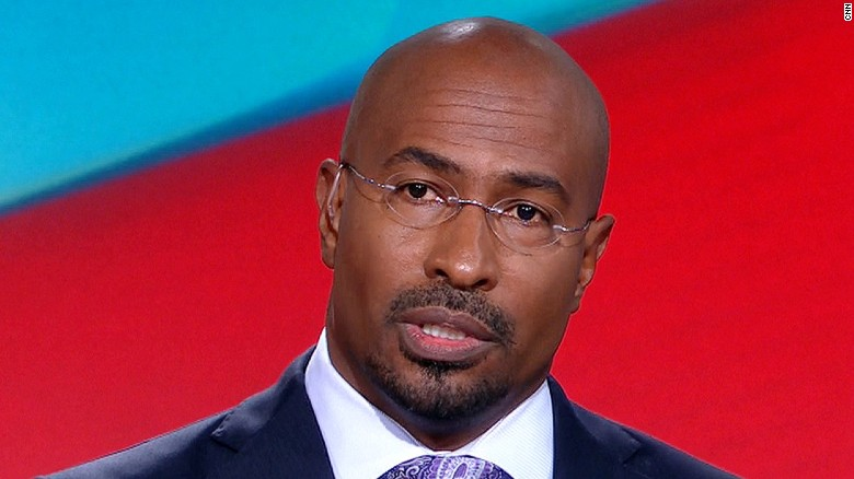 Donald Trump Honors Fallen Navy Seal And CNN's Van Jones Says That Moment Made Him President
