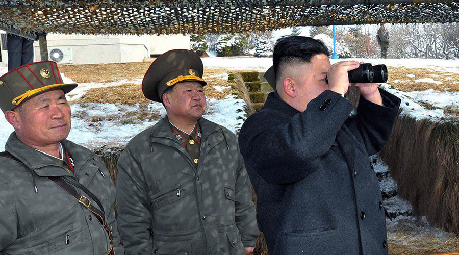US & South Korea drills may lead to 'actual war', North Korea warns