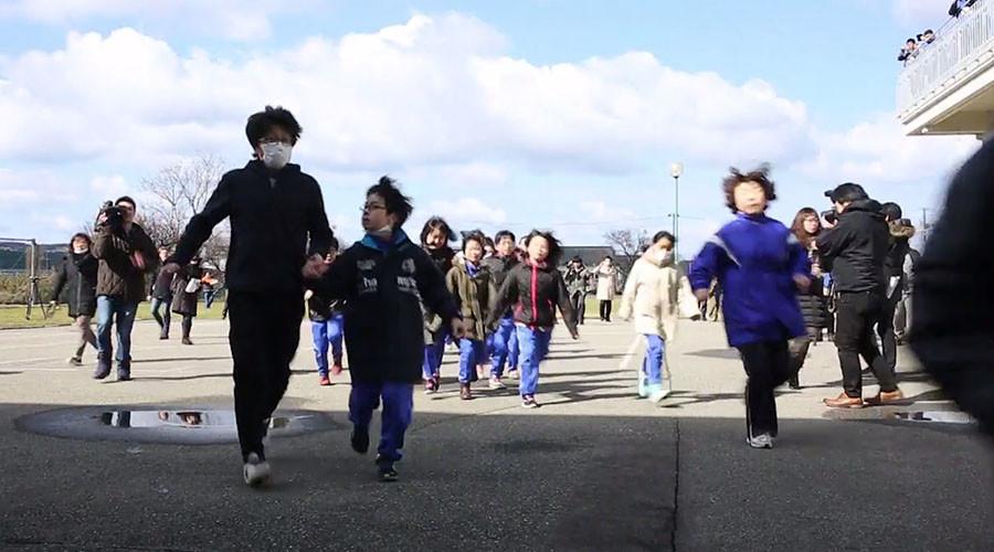 First civilian evacuation drills in Japan amid N. Korea missile tests