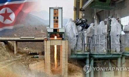 N. Korea appears all set for nuke test: officials