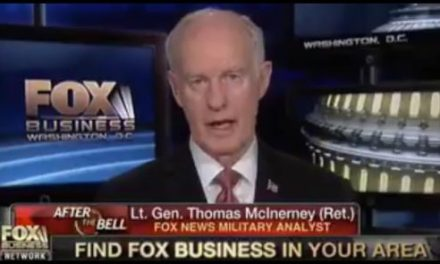 Lt. McInerney: 'Barack Obama and Hillary Clinton Are Both in Violation of Espionage Act' (VIDEO)