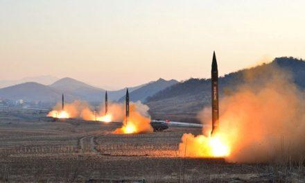 North Korea threatens weekly missile tests as tensions soar over Korean peninsula