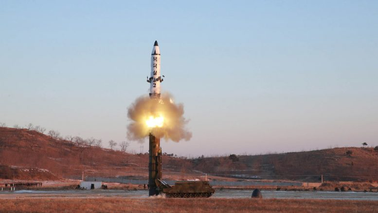 US attack on North Korea 'may be an option,' says retired US general