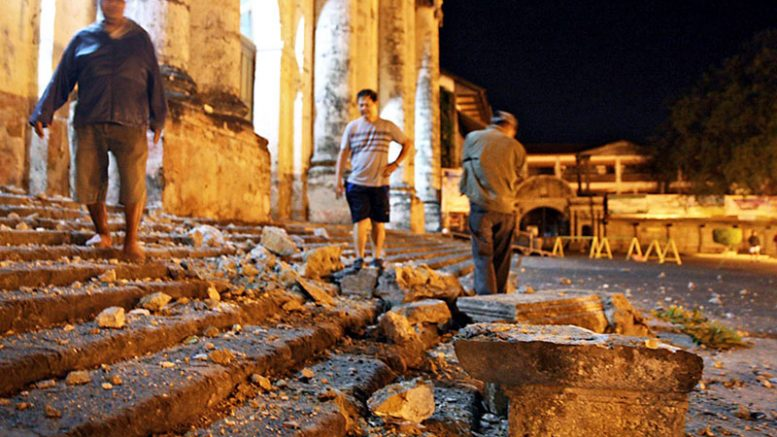 1,000 Aftershocks Continue to Shake Up the Philippines