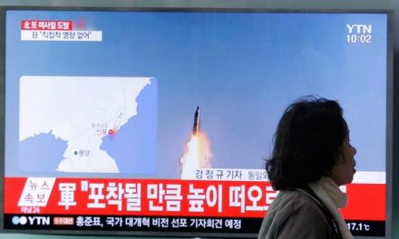 North Korea Releases Video Displaying Missiles Striking the United States