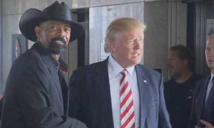 Sheriff David Clarke accepts job in Department of Homeland Security!