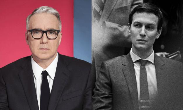 Keith Olbermann Calls for 'Immediate Arrest of Jared Kushner'