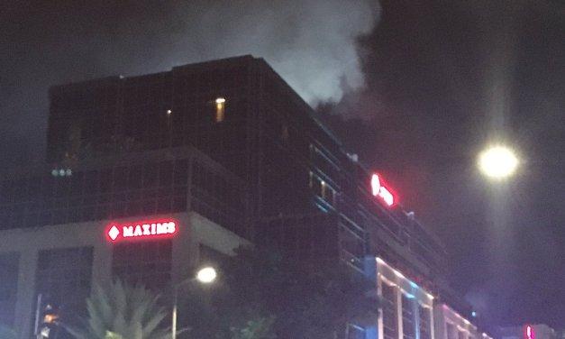 Gunfire and explosions heard outside Resorts World Manila, Philippines