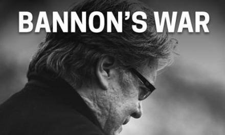 BANNON BREAKS SILENCE – Issues EPIC WARNING to POTUS TRUMP's Enemies