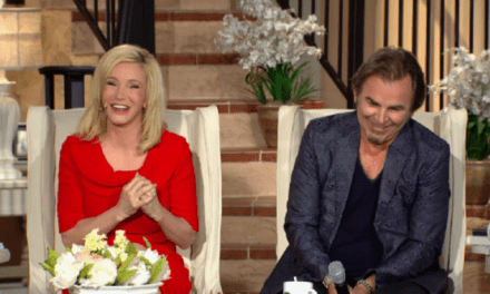 Paula White Talks God Raising Up President Trump, Christian Remnant on Jim Bakker Show