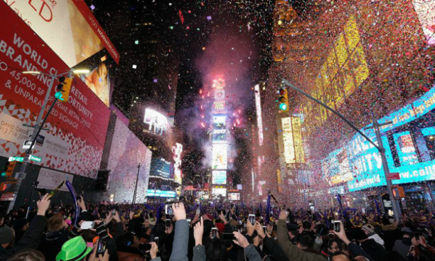Major Cities to Boost Surveillance and Security for New Year's Eve