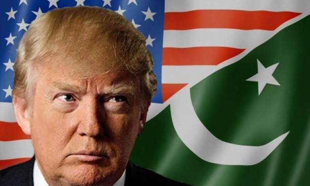 President Trump Cuts Off $255 Million in Military Aid to Pakistan