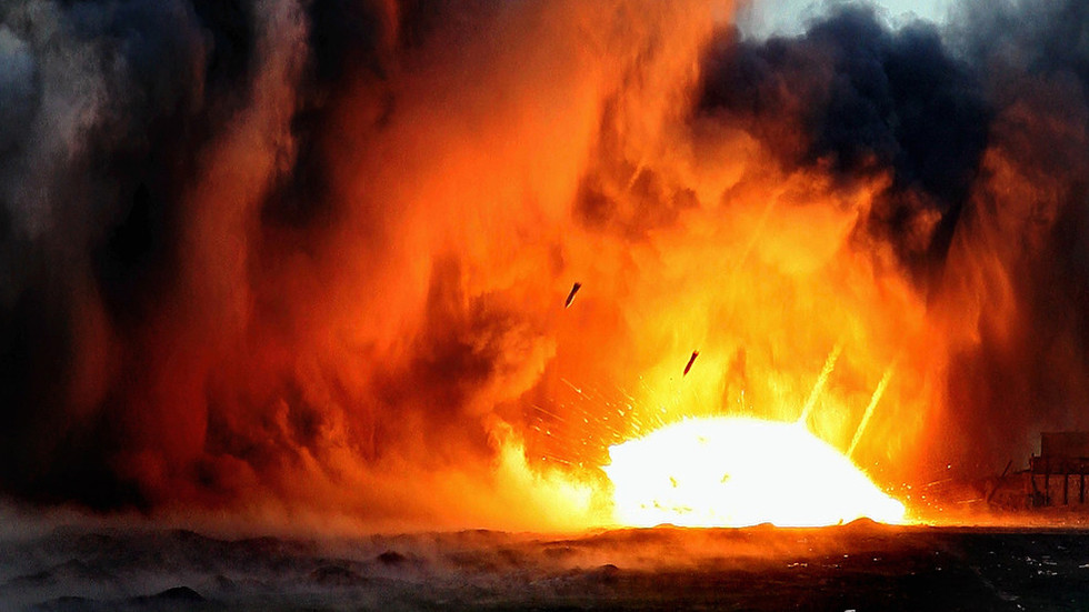 'Israeli missiles' strike strategic hill near Golan Heights – state media