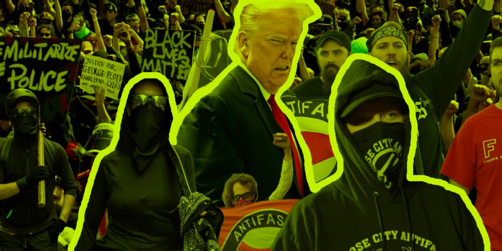 Undercover Journalist exposes para military groups radicalizing youth in America!