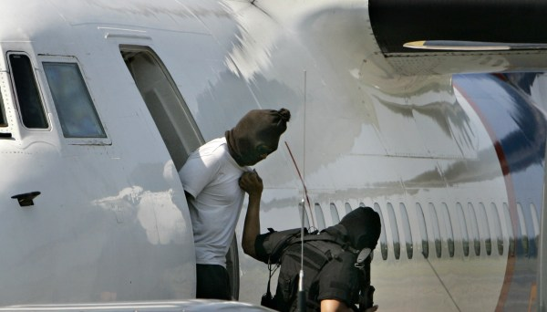 "Are secret ""Rendition flights"" happening now behind the scenes?"