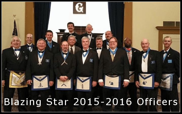 Blazing Star 2015-2016 Officers