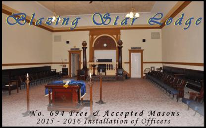 Blazing Star Lodge