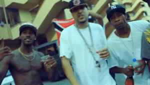 "French Montana ""All Birds"" (Trinidad)"