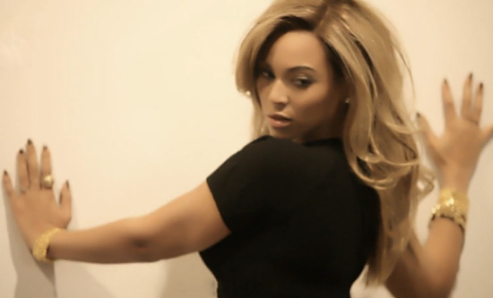 Beyonce Is Smokin Hot In GQ Photoshoot