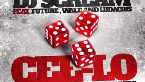 "New Music: DJ Scream Ft. Future, Wale, Ludacris ""Cee Lo"""