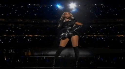 Beyoncé Super Bowl Performance