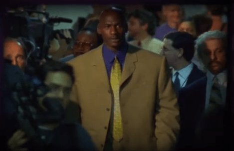 Michael Jordan One on One With Ahmad Rashad Interview