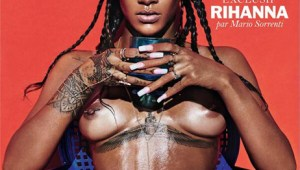 Rihanna Covers 'Lui'