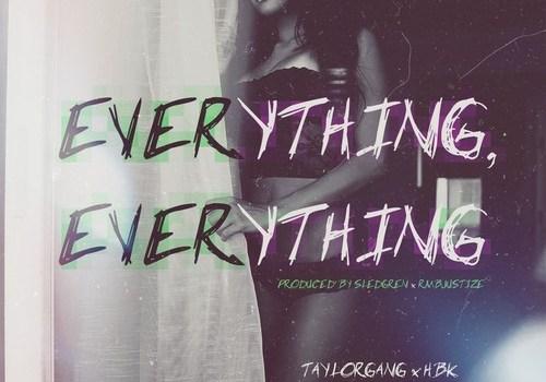 "Wiz Khalifa Ft. Iamsu!, Berner, JR Donato & Kool John ""Everything Everything"""