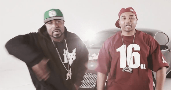 "Young Buck & Rukus 100 ""Rollin"" (Video)"