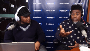 David Banner on Sway in the Morning