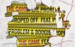 "The Game Ft. Problem & Boogie ""Roped Off"""