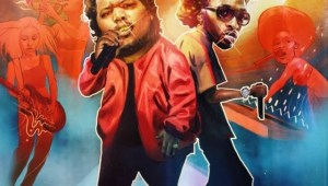 "8Ball & MJG Drop Live Album ""Classic Pimpin"""