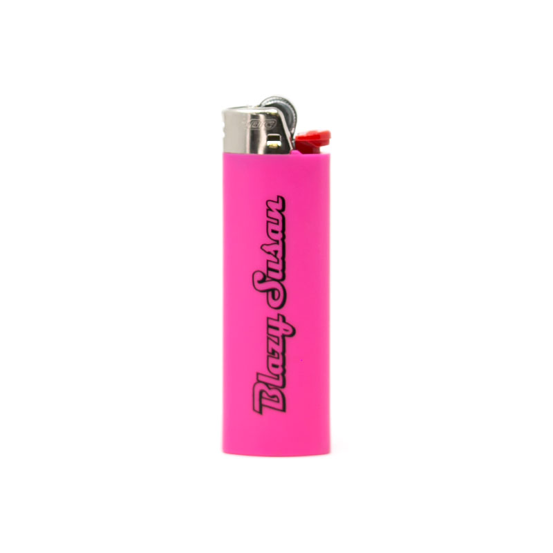 Blazy Susan Pink Bic Lighter