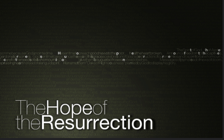 """Creative Commons The Hope of the Resurrection (wallpaper)"" by Shawn Campbell is licensed under CC BY 2.0"