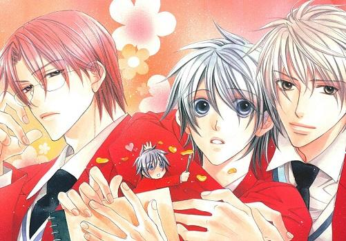 Manga Drama CD Bukiyou na Silent