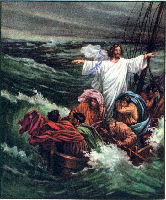 Thrown into the drink or delivered, God is faithful to