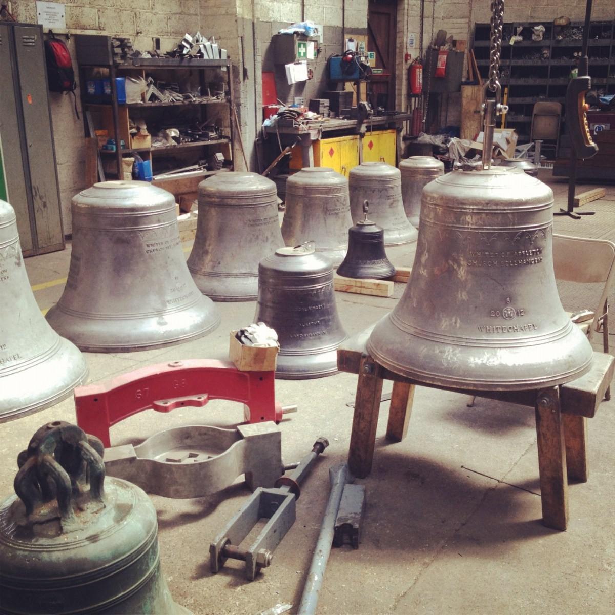 London Bells / Urban Instruments