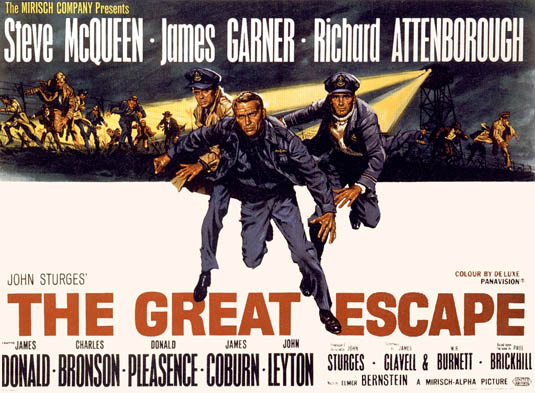 Ball Games: The Great Escape (1963)