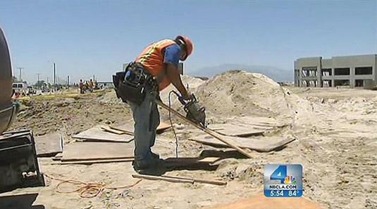 The Planetary Super-Surface of San Bernardino County
