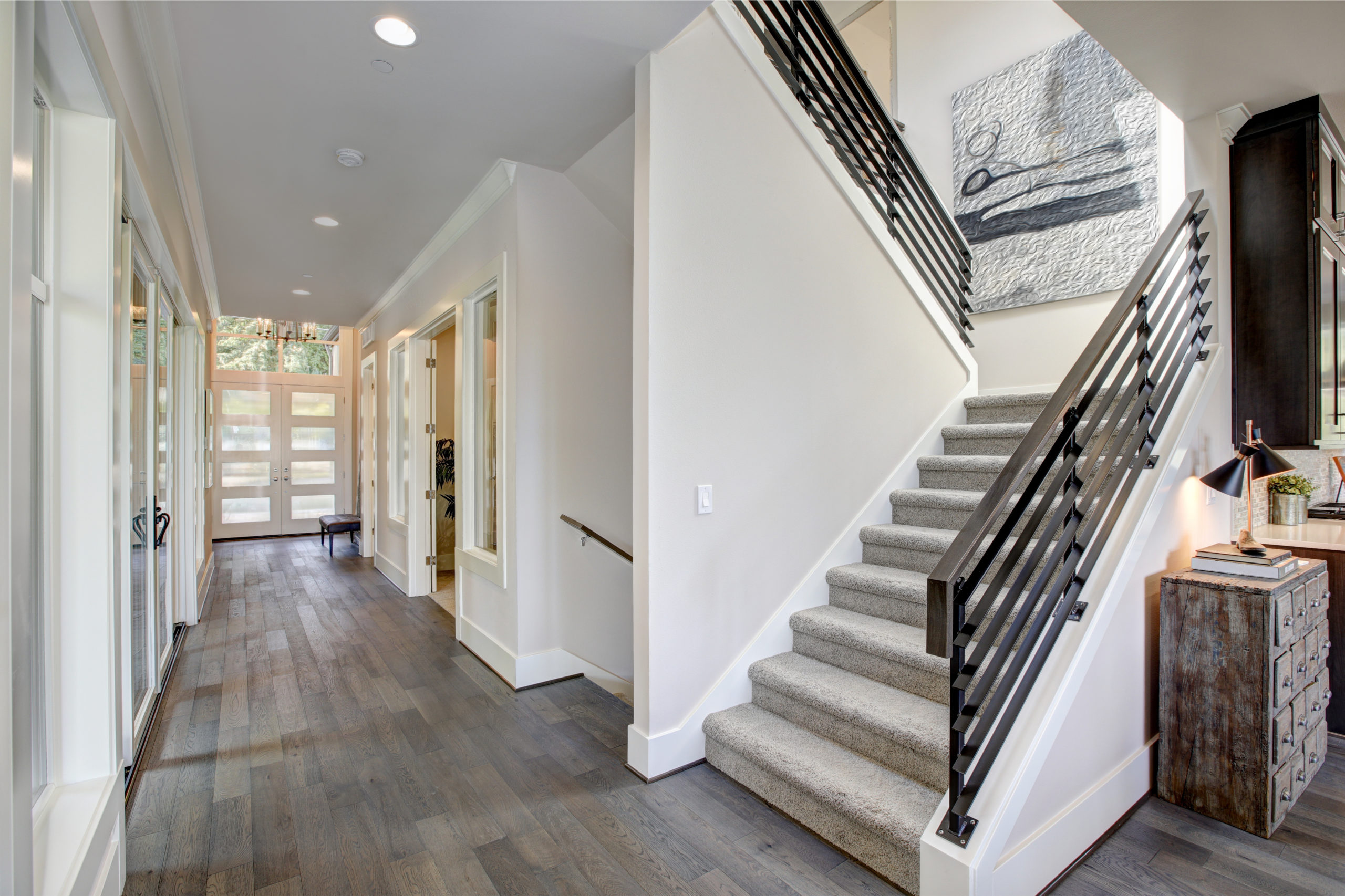 Revamping your home's indoor staircase