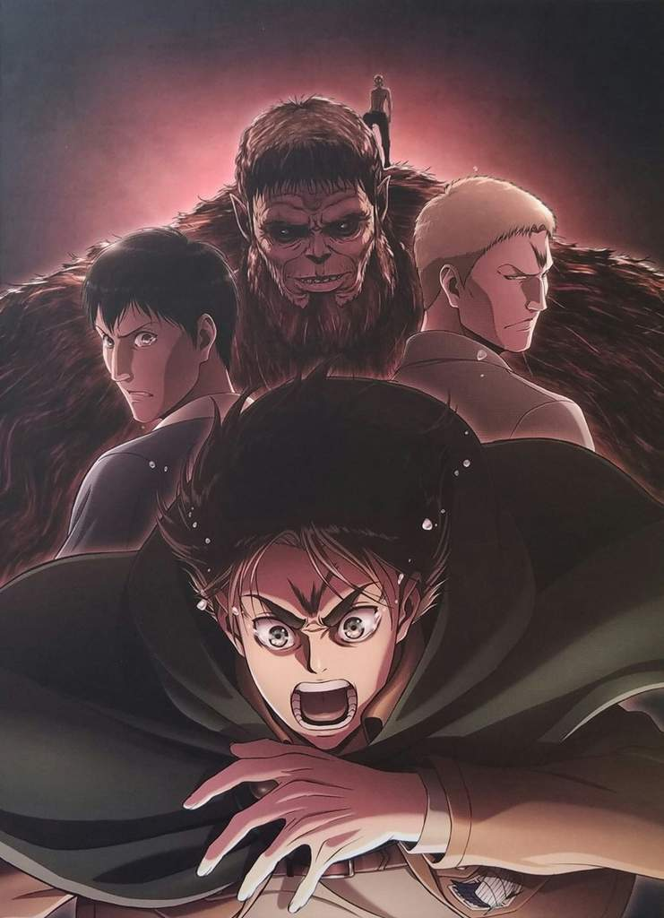 Shingeki No Kyojin Saison 3 Episode 5 Vostfr : shingeki, kyojin, saison, episode, vostfr, L'Attaque, Titans, (Shingeki, Kyojin), épisode, VOSTFR, Shingeki, Kyojin