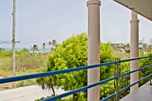 Barrier Reef Resort # A202 - View from balcony