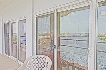 Barrier Reef Resort B301 - Balcony
