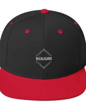 Casquette Snapback red