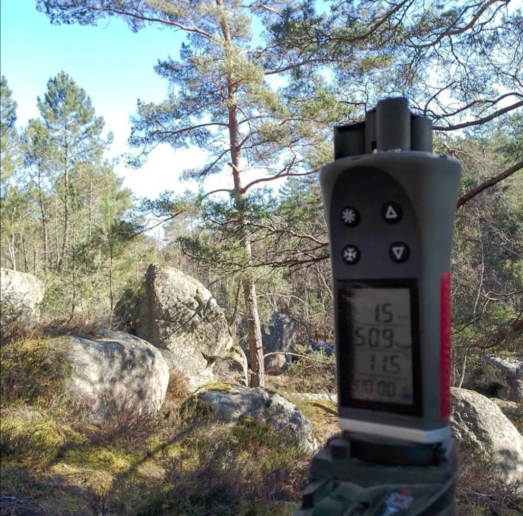 Prévision de la météo à Fontainebleau pour les grimpeurs et prévention des risques d'incendie en forêt de Fontainebleau