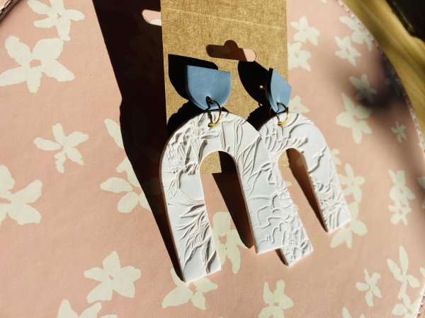 Lacey Arch Earrings