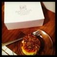 pecan glazed cheesecake