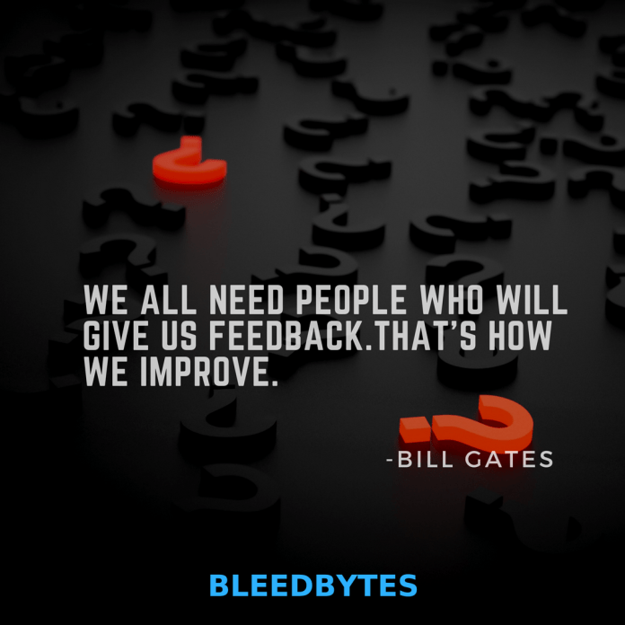 bill gates quotes on growth